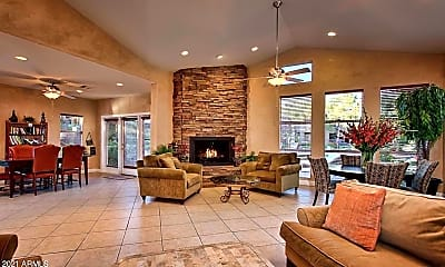 Living Room, 9451 E Becker Ln 1006, 2