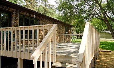 Patio / Deck, 4725 W Crystal Lake Rd, 2