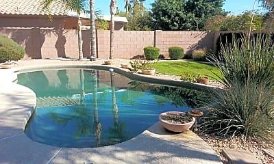 Pool, 9643 E Sheena Dr, 1