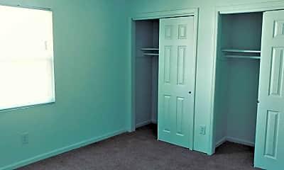 Bedroom, Bella Vista Townhome Apartments, 1