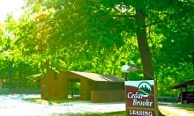 Cedar Brooke Apartments, 0