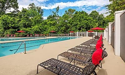 Pool, Canyon Ridge, 1