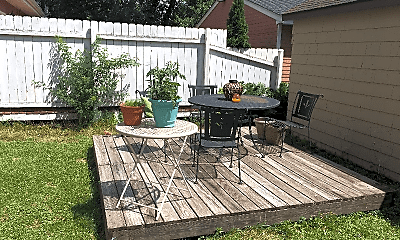 Patio / Deck, 664 Holly Ave, 0