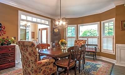 Dining Room, 9235 Stonemist Trce, 1