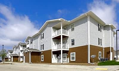 Building, Westridge Apartments, 0