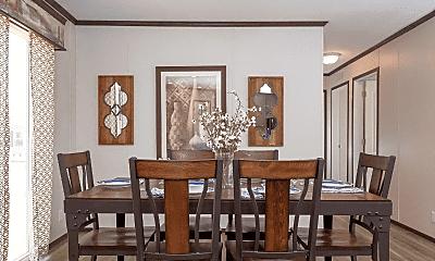 Dining Room, 1300 Powderhorn Ct, 1