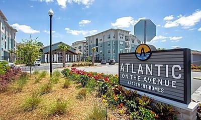 Community Signage, Atlantic on the Avenue, 0