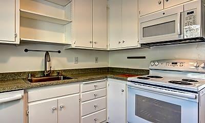 Kitchen, Via Holon Apartments, 0