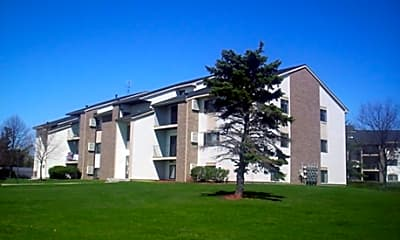 Building, The Fountains Apartments, 0