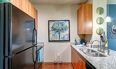 Kitchen, The Courtney at Bay Pines, 1