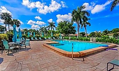 Pool, 4200 Belair Ln 205, 2
