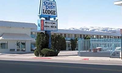 Star Dust Lodge, 0