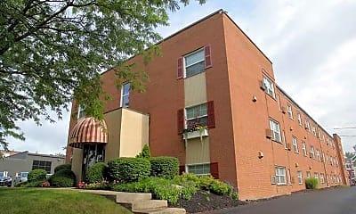 Building, King Avenue Apartments, 0