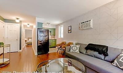 Living Room, 729 E 16th St, 1
