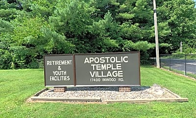 Apostolic Temple Village - Peace Manor, 1