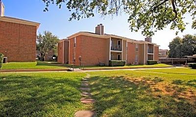 Building, College Park, 1