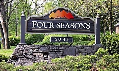 Community Signage, 403 Summit Ridge Pl, 0