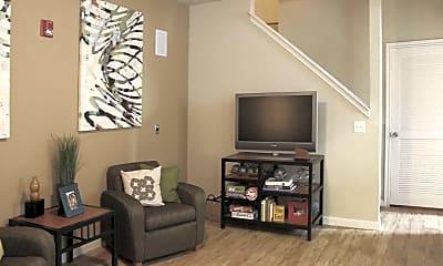 Living Room, Callaway Villas, 1