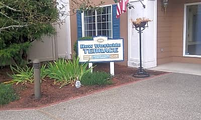 New Westside Terrace Retirement Home and Assisted Living in Longview WA, 1