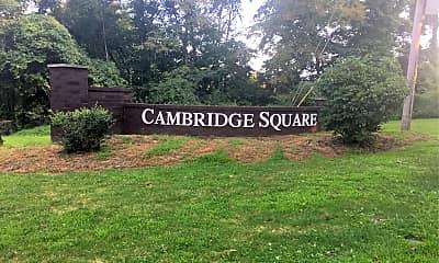 Cambridge Square Apartment, 1