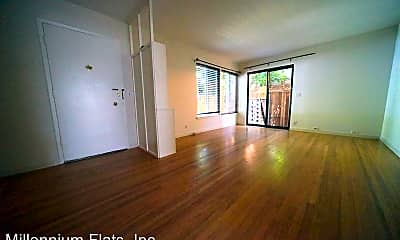 Living Room, 728 Channing Ave, 0