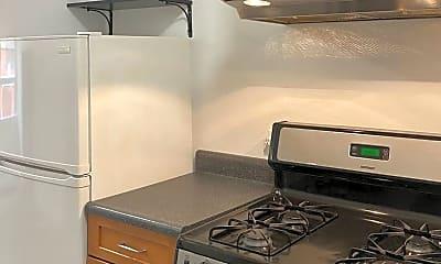 Kitchen, 4 Beckett St., 1