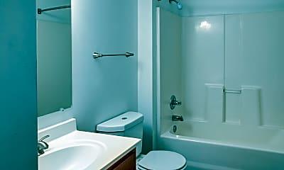 Bathroom, Ocean Gate Apartments, 2
