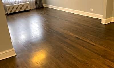 Living Room, 5737 W Irving Park Rd 2, 1