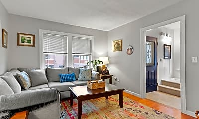 Living Room, 80 Washington Ave, 0