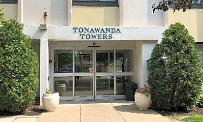 Tonawanda Towers, 1
