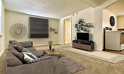 Living Room, 4133 S K St, 0