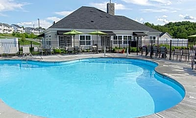 Pool, Shelter Cove Apartments, 0