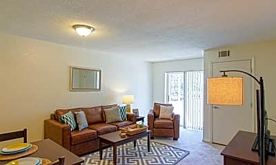 Living Room, University Hills, 0