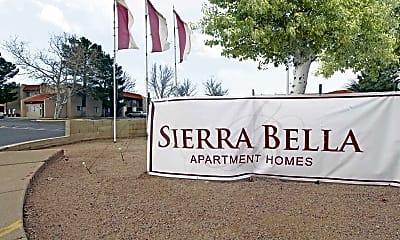 Community Signage, Sierra Bella, 2