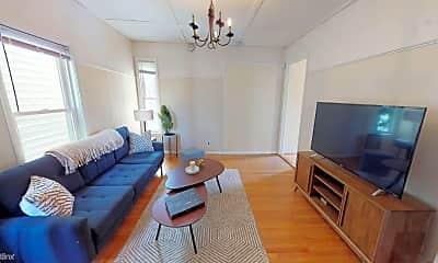 Living Room, 63 Bow St, 0