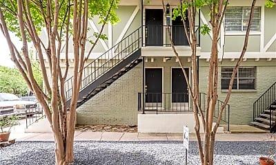 Building, 4306 Avenue A, 1