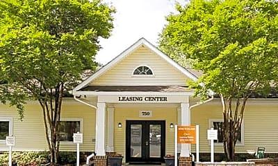 Building, Seneca Village, 0