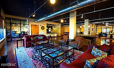 Living Room, 5500 McKinney Pl Dr, 0