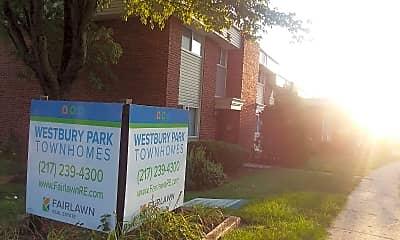 Westbury Townhomes, 1