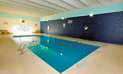 Pool, 5020 El Camino Dr, 0