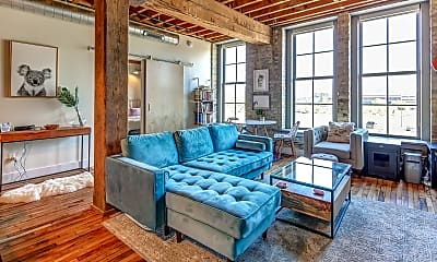 Living Room, Serif, 1