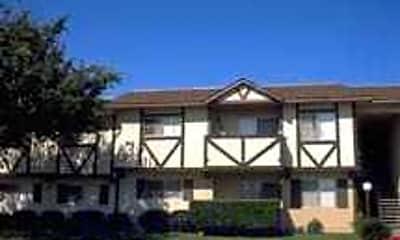 Building, Country Club Apartments, 0