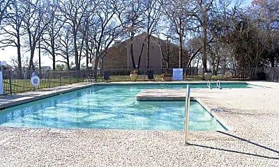 Pool, Waters Park, 2