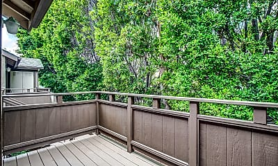 Patio / Deck, Spring Lakes Apartment Homes, 2