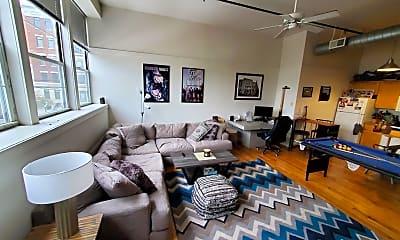 Living Room, 1017 Jefferson St 218, 0