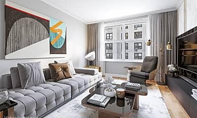 Living Room, 320 E 35th St 7F, 0
