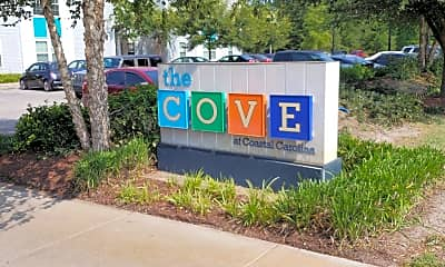 The Cove at Coastal Carolina, 1