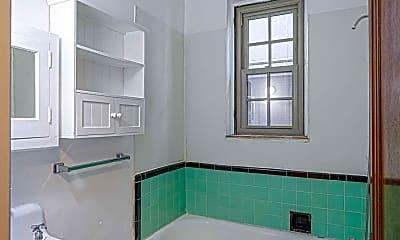Bathroom, Park View Apartments, 2