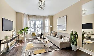 Living Room, 402 Adams St, 0