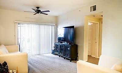 Living Room, 3021 Alcazar Pl 104, 1